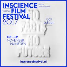 Nevejan op het InScience Festival Nijmegen
