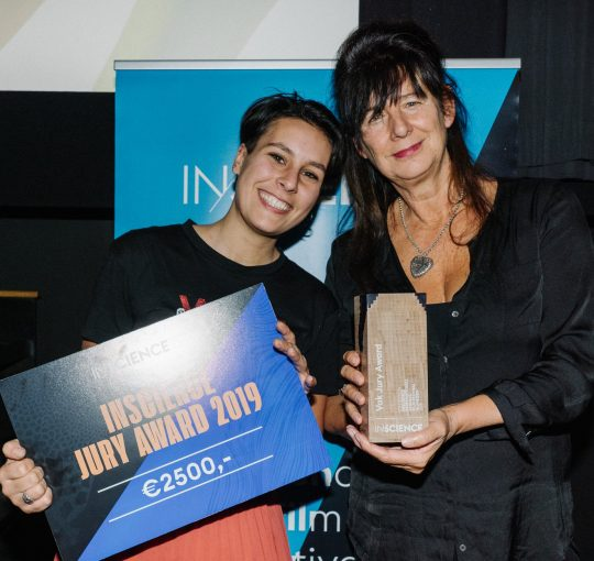 Are You There? winner InScience Jury Award 2019